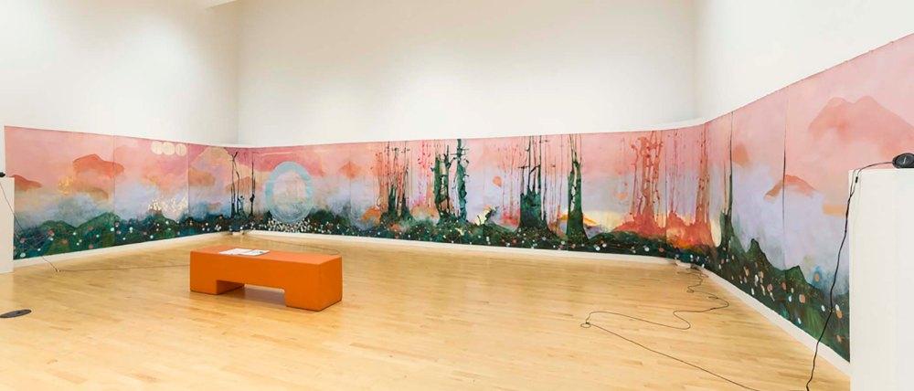 Trees Speak Mural Project 2019